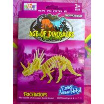 Dinosaurio Prehistorico Triceratops