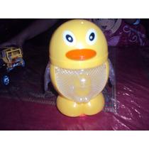 Pollo Pinguino Parlante De Pilas Luces, Movimiento Y Sonido.