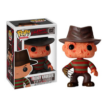 * Freddy Krueger # 02 Funko Pop! A Nightmare On Elm Street
