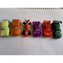 Cars, Toy Story, Green Lantern Y Dora Tipo Kinder Figuras
