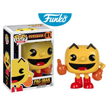 Pac Man Funko Pop Videojuego Clasico Pacman