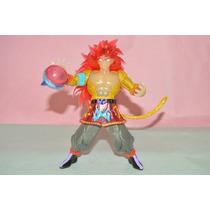Figura Bootleg De Dragon Ball Gt Super Saiyan Broly Goku