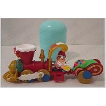 Santa En Su Trineo * Juguete Navidad Kinder Sorpresa Gigante