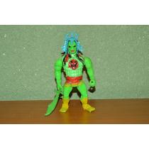 Vintage Rara Figura Mummrra Verde Thundercats Bootleg 80