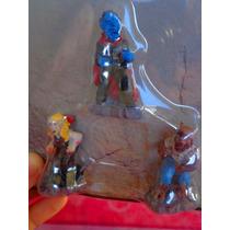 Set De Monstruos Para Villa De Halloween Modelo 3