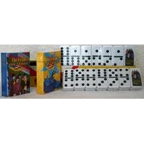 The Beatles Yellow Submarine Set Con Domino Y Barajas Poker