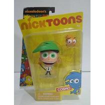 Figura Cosmo - Padrinos Mágicos - Nicktoons