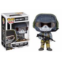 Lt. Simon Ghost Riley Funko Pop Brutus Frank Call Of Duty