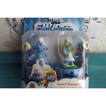 Pitufos The Smurfs Figuras Jakks Pacific Pitufina Gruñon