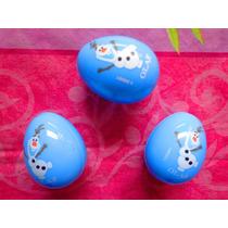 Huevos De Olaf De Frozen Para Guardar Cosas