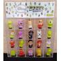 Mini Exhibidor Con 20 Gogos Disney