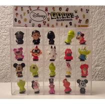 Gogos De Disney Panini Exhibidor + 20 Figuras Algunas Raras