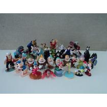 Figuras Disney Sonricslandia Sabritas Bimbo Twinky Sonrics