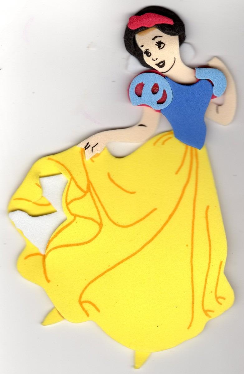 Figuras De Foamy Princesas Lote De 29 Piezas Fomi - $ 130.00 en