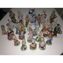 Figuras De Porcelana Antigua Acepto Cambios