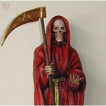 Santa Muerte Con Envio Y Vela Gratis
