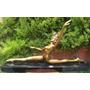 Lrc Split Mujer Desnuda Muy Bella!!! Hecha De Bronce!