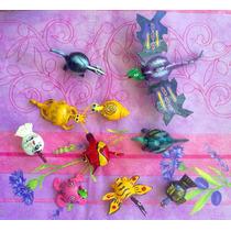 Figuras Miniatura De Animales Alebrijes Movimiento En Cabeza