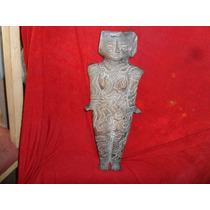 Escultura De Barro Antigua