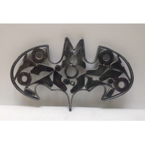 Logo Batman / Modelo 2 / De Metal / Fierro