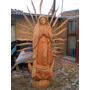 Virgen De Guadalupe Talla A Mano Somos Fabricantes Directos