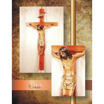 Articulo Religioso E Imagenes Cristo De 1.20cm.