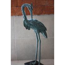 Escultura Bronce Directa Artista Garza