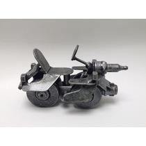 Carrito / Modelo 3 / De Metal / Fierro