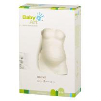 Topetón Del Bebé Pie De Imprenta Kit - Arte Panza Embaraza