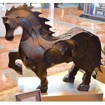 Bronce Del Artista Alberto Garcia Nava