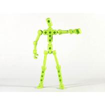 Marioneta Articulada Modibot Armature 12.7 Cm Varios Colores