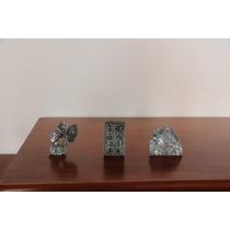 Escultura D`argenta Placas Maya