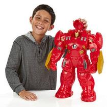 Armadura Hulkbuster 45cm Iron Man Vengadores Super Heroes
