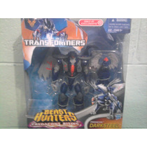 Transformers Predacon Darksteel Beast Hunters Target Exclusi