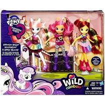 Set /3 My Little Pony Equestria Girls Exclusive Wild Rainbow