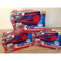 Lanzador Motorizado Spiderman Nerf Hasbro