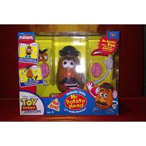 Señor Cara De Papa Toy Story De Colección