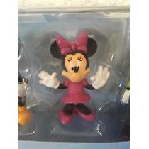 Figurines De Disney Varios Modelos 4 Piezas