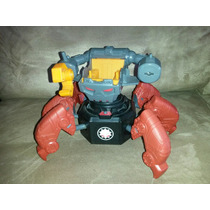 Fisher Price Imaginext Robot Policia-villano/ 2009 Mattel