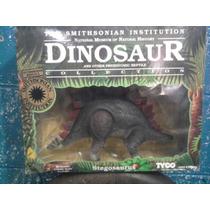 Dinoraiders Estegosaurio 3 Jurassick Park Museo Smitsoniano