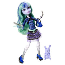 Muñeca Monster High 13 Wishes Twyla Doll