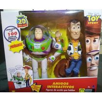Woody Y Buzz Interactivos Originales