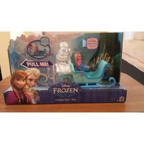 Carruaje De La Pelicula Frozen