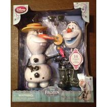 Disney Store Muñeco Frozen Olaf Mix Em Up Armable 14 Pzs