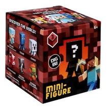 Minecraft Minecraft Netherrack Serie 3 Mini Figura Misterio