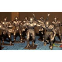 Marx Plastimarx Colección 10cm Jugadores De Football 12 Pzs