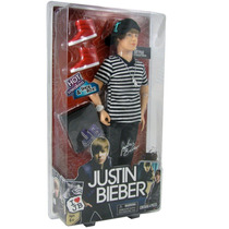 Justin Bieber Figura D Accion Style Collection Playera Gorra