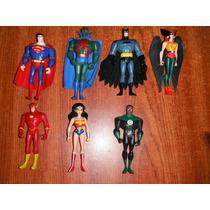 Liga De La Justicia 7 Figuras