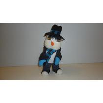 Muñeco De Nieve Peluche Navidad Animatronic Juguete Parlante