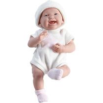 Muñeco Recién Nacido Bebe Jc Toys Pink Star
